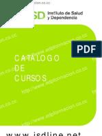 Catalogo Cursos ISD Cast