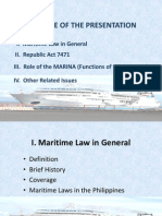 Maritime Lecture