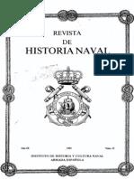 Revista de Historia Naval Nº33. Año 1991