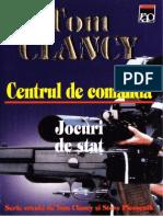 Tom Clancy - Centrul de Comanda - 03. Jocuri de Stat [Ibuc.info]