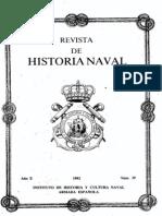 Revista de Historia Naval Nº39. Año 1992
