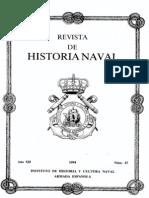 Revista de Historia Naval Nº47. Año 1994