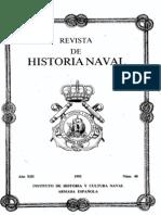 Revista de Historia Naval Nº48. Año 1995
