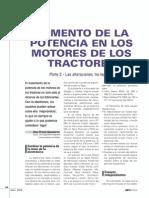 Aumento de Potencia en Motores de Tractores