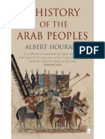 Hourani, Albert - History of the Arab Peoples (Faber, 2005)