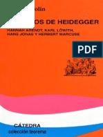 Los Hijos de Heidegger- Richard Wolin