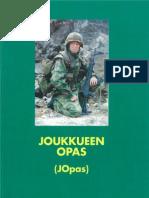 Joukkueen opas (JOpas) (1999)