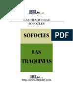 Sófocles - Las-Traquinias