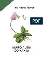 Apostila Sobre Orquideas