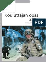 Kouluttajan Opas (KoulOpas) (2007)