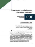 Annales y Marxismo
