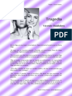 Tragedia - Vicente Huidobro