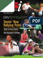 201309 Racquet Sports Industry