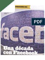 Una década con facebook