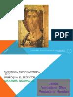 4.Cristología  Sistemática