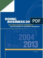 Doing Business 2004-2013_FR
