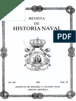 Revista de Historia Naval Nº54. Año 1996