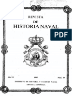 Revista de Historia Naval Nº57. Año 1997