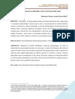 A EPISTEMOLOGIA HISTÓRICA DE GASTON BACHELARD