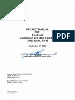 Idaho DPW Project No. 13854 and 13855