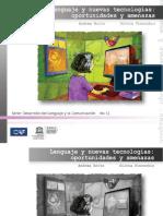 Lenguaje y Las Nuevas Tecnologiaspdf