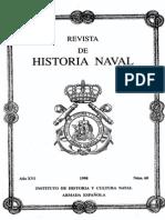 Revista de Historia Naval Nº60. Año 1998