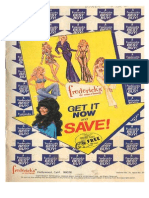 Frederick s of Hollywood 1977 Catalog