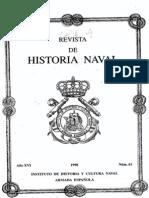 Revista de Historia Naval Nº61. Año 1998
