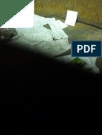 """""""Afecto"""" performance e instalación artística"""