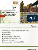 INTERPRETACIÓN OHSAS 18001_2007