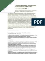 Cuadernillo de Formación Militante N.10  Acerca del Cuadro Político (documentación del MRO-FARO)