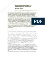 Cuadernillo de Formación Militante N.11  Sobre el Revisionismo