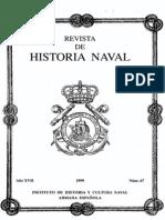 Revista de Historia Naval Nº67. Año 1999