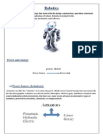 [Course] Robotics - Notes - IEEEAlexSB