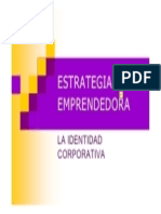 Lectura de Imagen Corporativa - Conceptos
