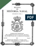 Revista de Historia Naval Nº82 Suplemento