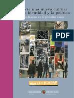 Nueva Cultura Identidad y Politica c