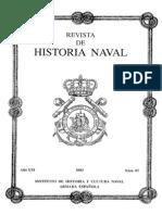 Revista de Historia Naval Nº83. Año 2003