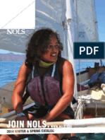 2014 NOLS Course Catalog Winter/Spring