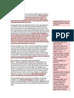 Scientific report discussion Examples
