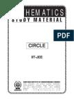 IIT Class XI Maths Circle