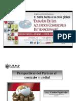 Perspectivas en el Contexto Mundial - AMPEX, Foro Macroregional