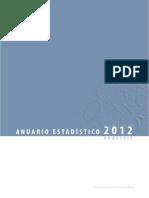 informe estadistico 2012