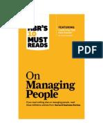 Los 10 Artículos mas Leídos sobre Manejo de Personal