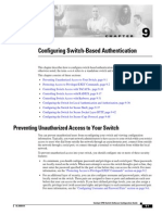 Switch Based Authintcation Swauthen