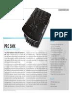 Pro Smx 2008 Numark Product Overview 00