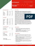 2013-8-1 DBS OCBC Market Pulse