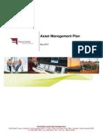 Appendix S - Asset Management Plan 2013-2018