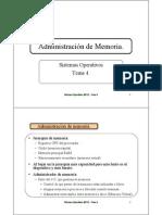 Particiones Fijas y Variables 2