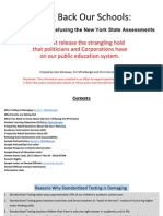 New York Opt Out Guide (11/13)